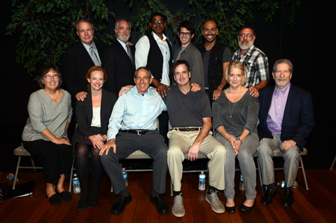 "The Cast of ""US v Howard Mechanic"""